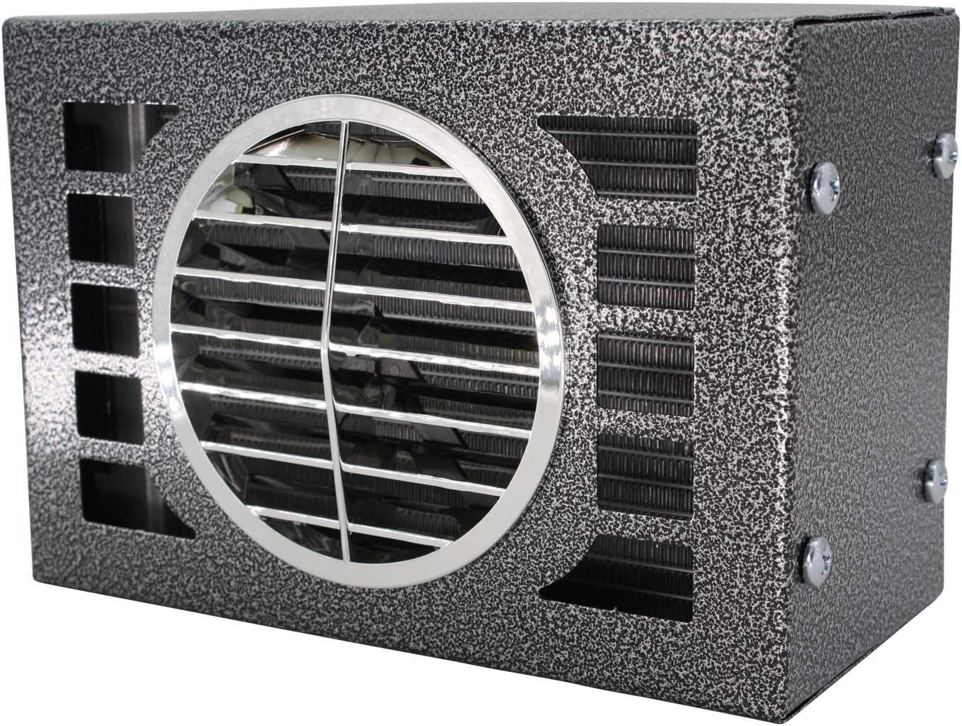 3-speed auxiliary heater fan switch
