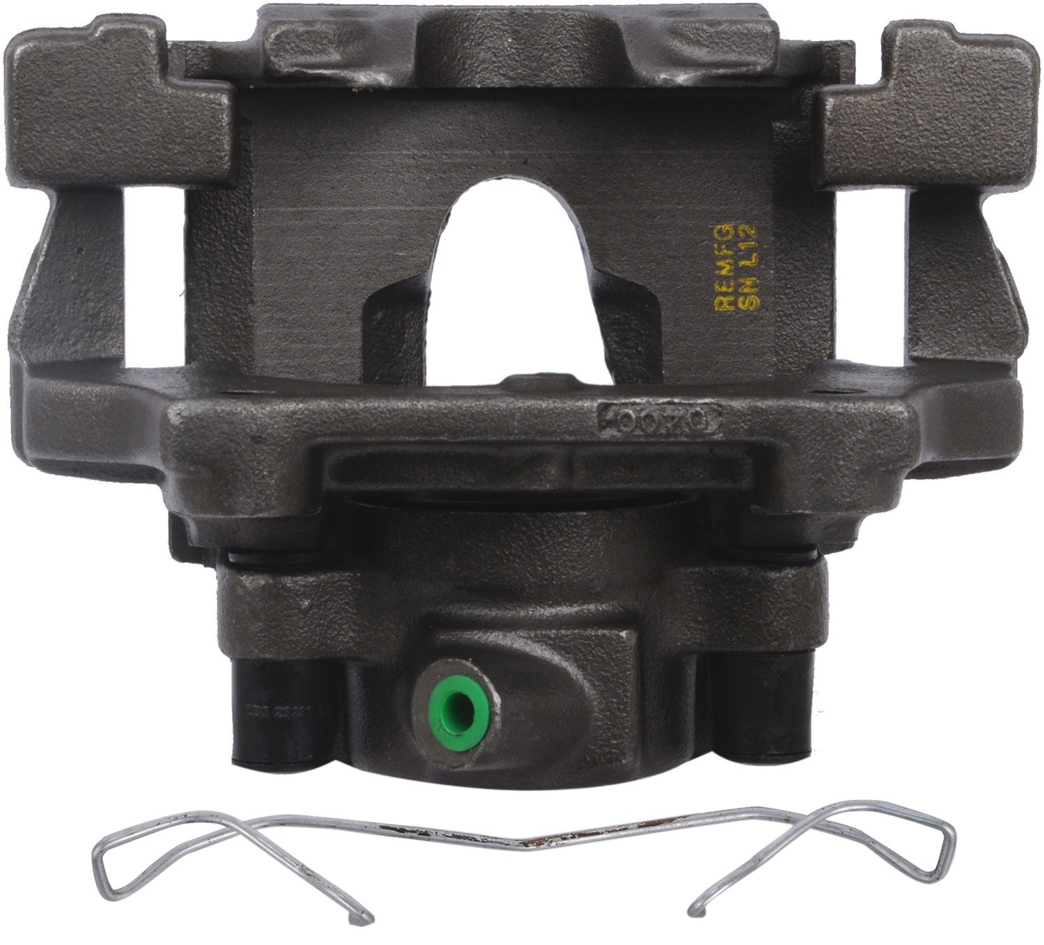 Brake Caliper A1 Cardone Cardone 19-B1821 Remanufactured Import Friction Ready Unloaded
