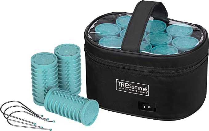 TRESemmé Beauty-Full Volume - The Best Heated Rollers for Voluminous Effect