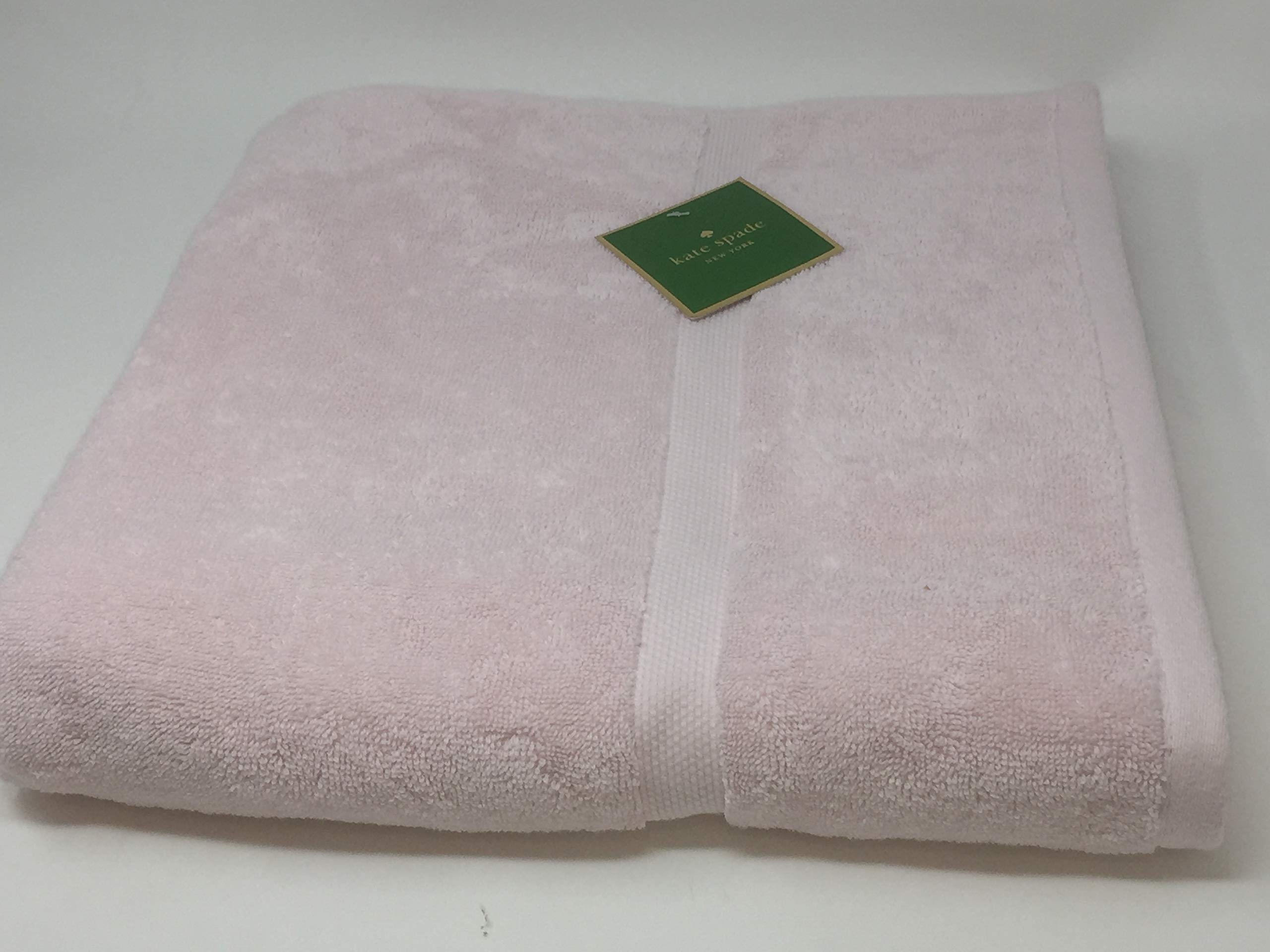 Kate Spade Light Pink Towel 6 Piece Set Bundle - 2 Bath Towels, 2 Hand Towels, 2 Washcloths by Kate Spade New York (Image #2)