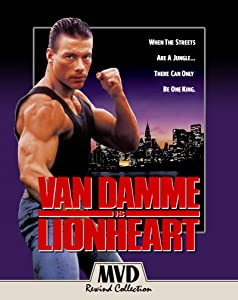 Lionheart (2-Disc Special Edition) [Blu-ray + DVD]