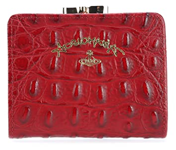cd5d108cb7e Vivienne Westwood Kelly Wallet red: Amazon.co.uk: Luggage