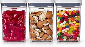 Oxo Good Grips 3-Piece Pop Container Value Set