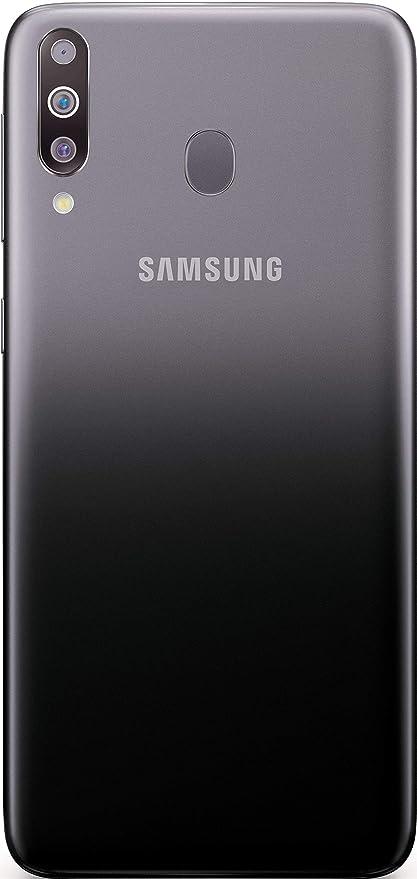"Samsung Galaxy M30 6.4"" 5000 M Ah 64 Gb Gsm Unlocked Smartphone   No Cdma   No Warranty (Gradation Black) by Samsung"