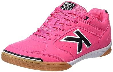 KELME Boys Precision Low-Top Sneakers, Pink (Fucsia 154), ...