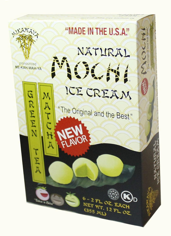 mochi ice cream nutritional information