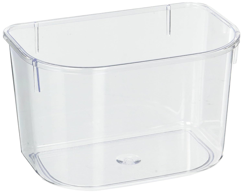 Multi-Purpose 1.6 Liter Plastic Tank for Terrarium, Aquarium, Or Small Animal Carrier