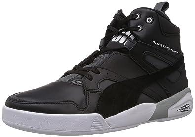 newest 6227b 0ea14 Puma Men s FTR Trinomic Slipstream Lite Black and White Sneakers - 8  UK India (