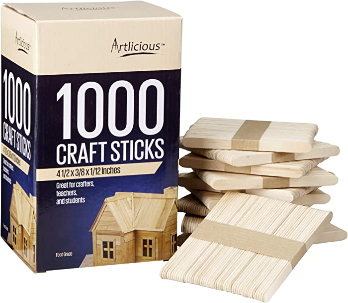 Top 10 Popsicle Sticks Jumbo Food Safe