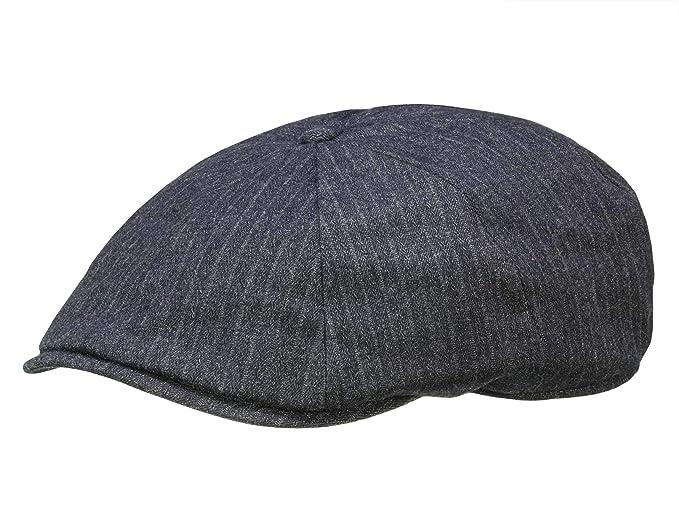Kangol - Basco scozzese - Uomo Blue M  Amazon.it  Abbigliamento 5f182339cda8