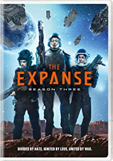 Book Cover: The Expanse: Season Three