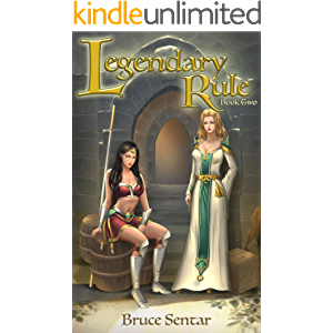 Legendary Rule: Book Two