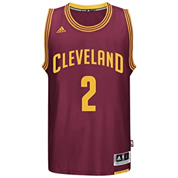 9519075e049b1 Kyrie Irving Cleveland Cavaliers Adidas NBA Swingman Jersey - Red, Jerseys  - Amazon Canada