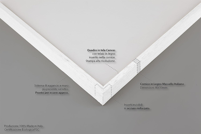 30x40cm Senza Cornice - cod.316 PRONTO DA APPENDERE Cubismo Arte Moderna INTELAIATO QUADRO SU TELA CANVAS Pablo Picasso Stile