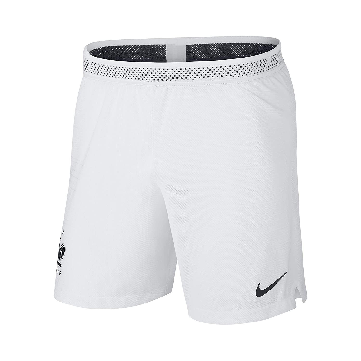 1eb0561480b2d Amazon.com : Nike 2018-2019 France Home Vapor Match Shorts (White ...