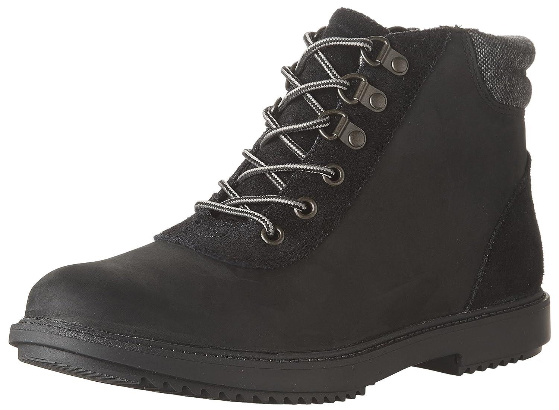 CLARKS Women's Raisie Vita Boot B01NBKA4I1 8.5 B(M) US|Black Leather
