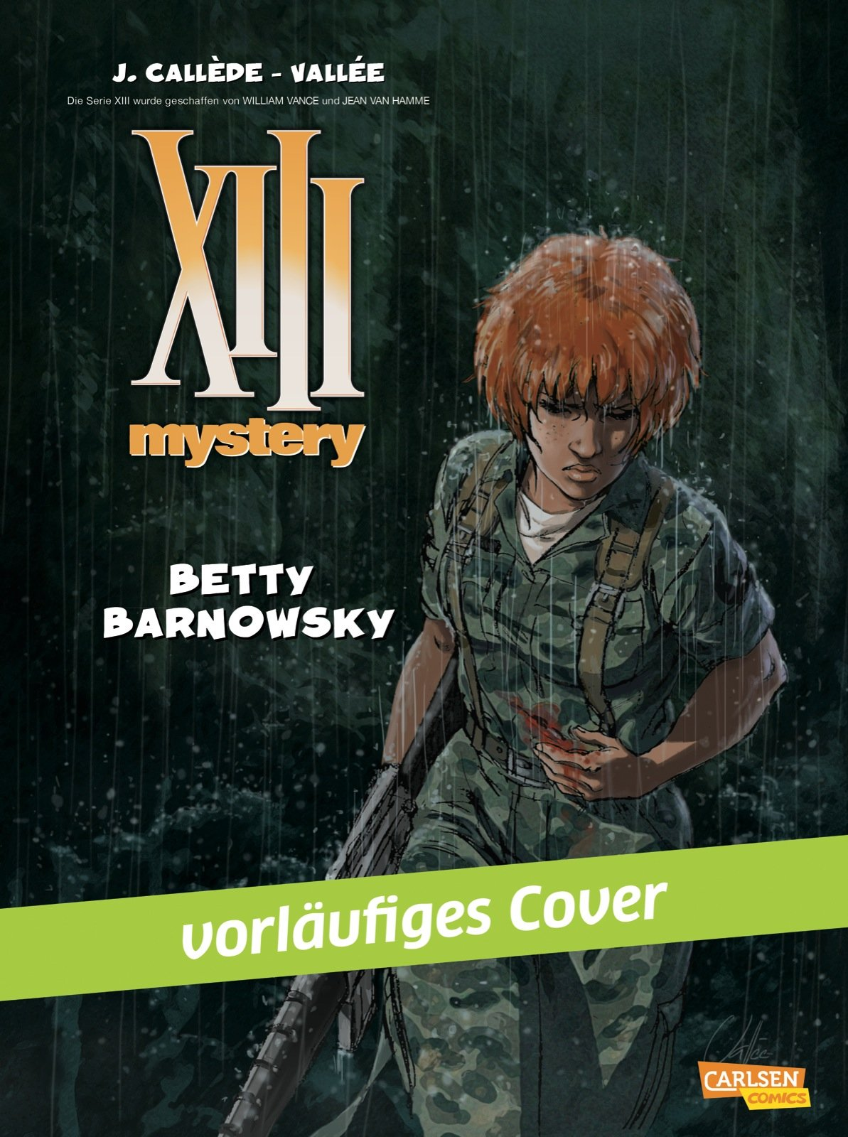 XIII Mystery 7: XIII Mystery Band 7: Betty Barnowsky