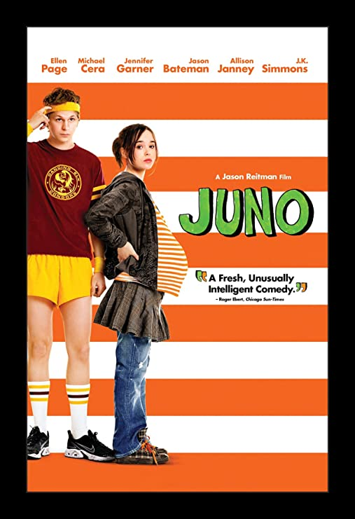 Amazon Com Wallspace Juno 11x17 Framed Movie Poster Posters Prints
