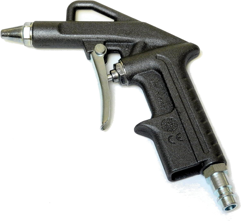 bamax bx106/a Pistolet soufflage semi-professionnelle noir
