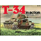 T-Thirty-Four in Action (Armour in Action Series)