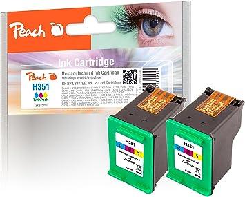 Amazon.com: Peach cabezal de impresión Negro Compatible con ...