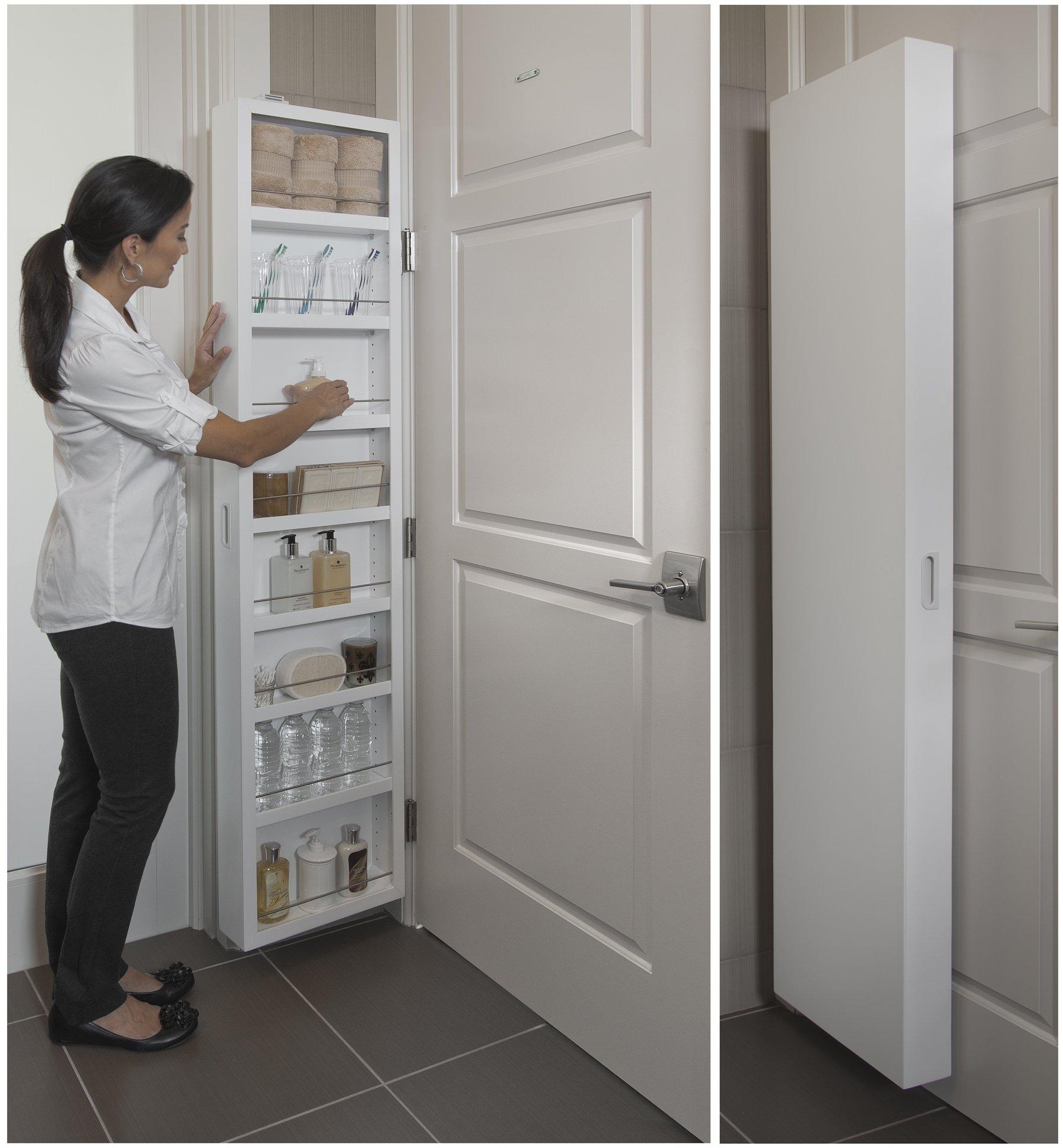 Cabidor Classic | Behind The Door | customizable | Medicine, Bathroom, Kitchen Storage Cabinet by Cabidor