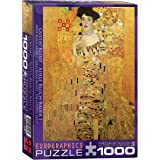 EuroGraphics Portrait of Adele Bloch Bauer by Gustav Klimt 1000 Piece Puzzle