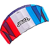 FLEXIFOIL 2.05m Power Kite, Big Buzz Sport Foil - Safe, Reliable, Durable Family Orientated Power Kiting