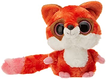 Yoohoo & Friends - Peluche de zorro rojo (12,7 ...
