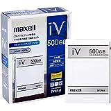maxell ハードディスクIVDR 容量500GB 日立薄型テレビ「Wooo」対応 「SAFIA」対応 M-VDRS500G.C