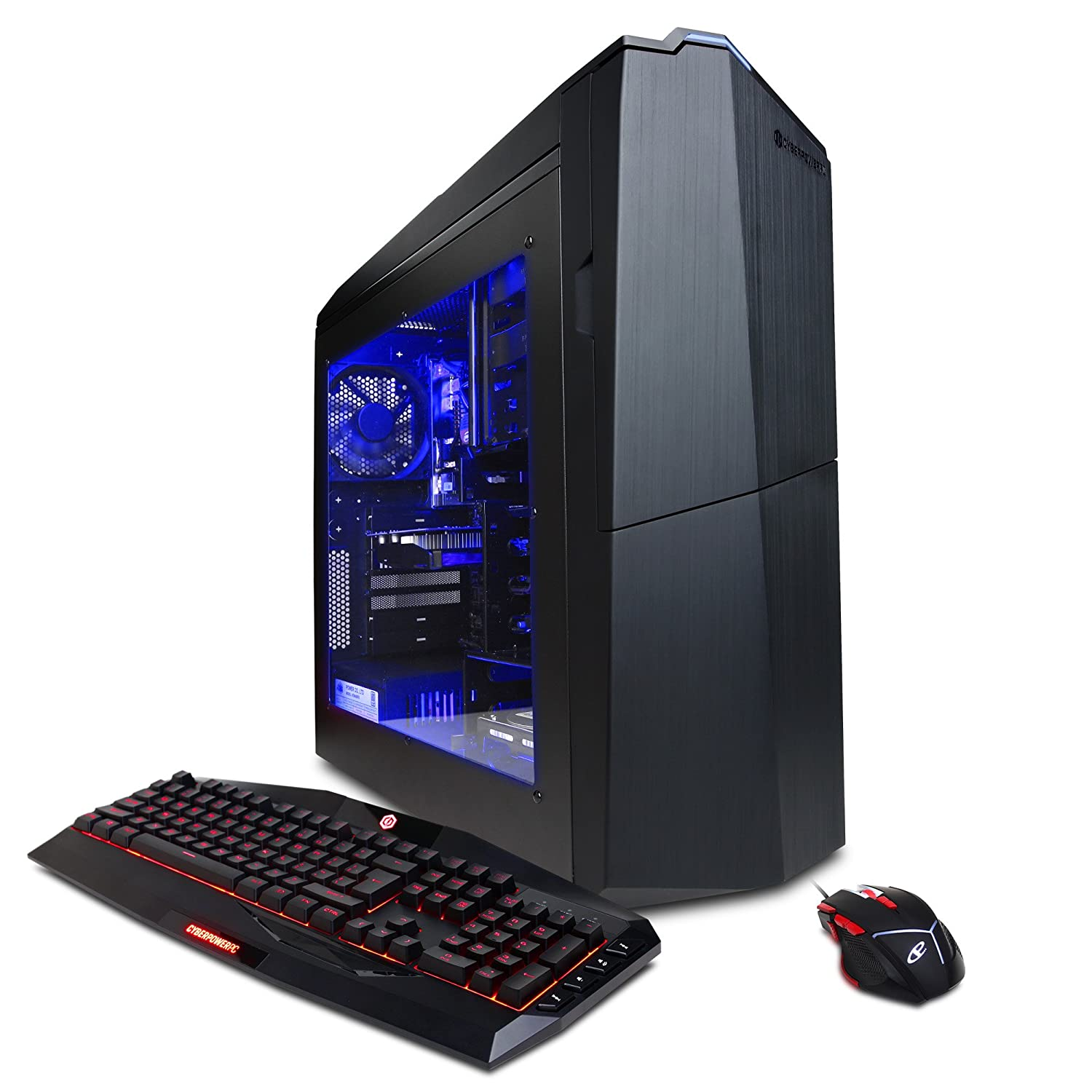 cyberpowerpc gamer xtreme vr gxivr2600q w liquid cooled. Black Bedroom Furniture Sets. Home Design Ideas