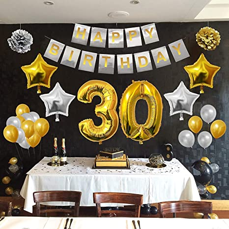 Queta - Globo de Fiesta de cumpleaños para Adultos, diseño ...