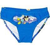 Mickey Mouse Official Boys Swim Briefs Age 3//8 Years