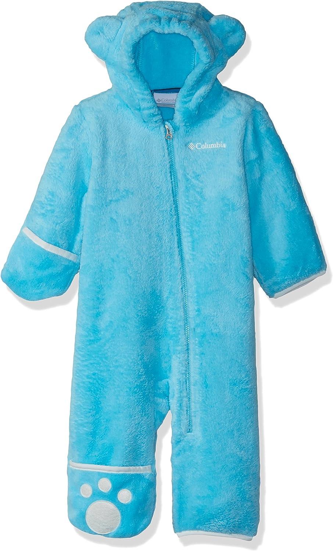 Columbia Unisex Kids Foxy Baby Ii Bunting Ski Suit Fleece