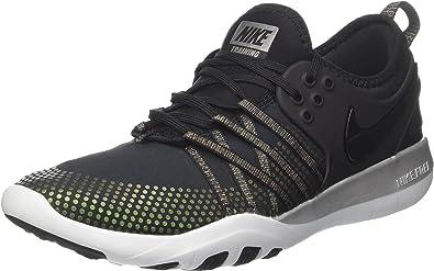 El cuarto Negociar Raramente  Amazon.com: Nike WMNS Free Tr 7 - Tenis de deporte para mujer, Negro, 8.5:  Shoes