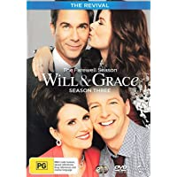 Will and Grace - The Revival: Season Three - The Farewell Season