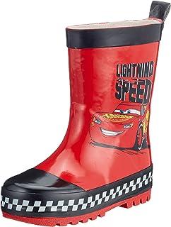Spiderman S Rainboots Boots, Botas de Agua para Niños, Azul (Navy/c.Blue), 24 EU