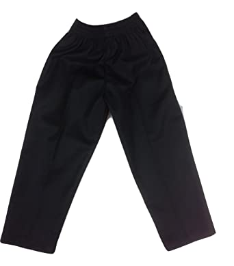 2 PAIRS BOYS SCHOOL PULL UP TROUSERS TEFLON  COATED~BACK TO SCHOOL SPECIAL DEAL~