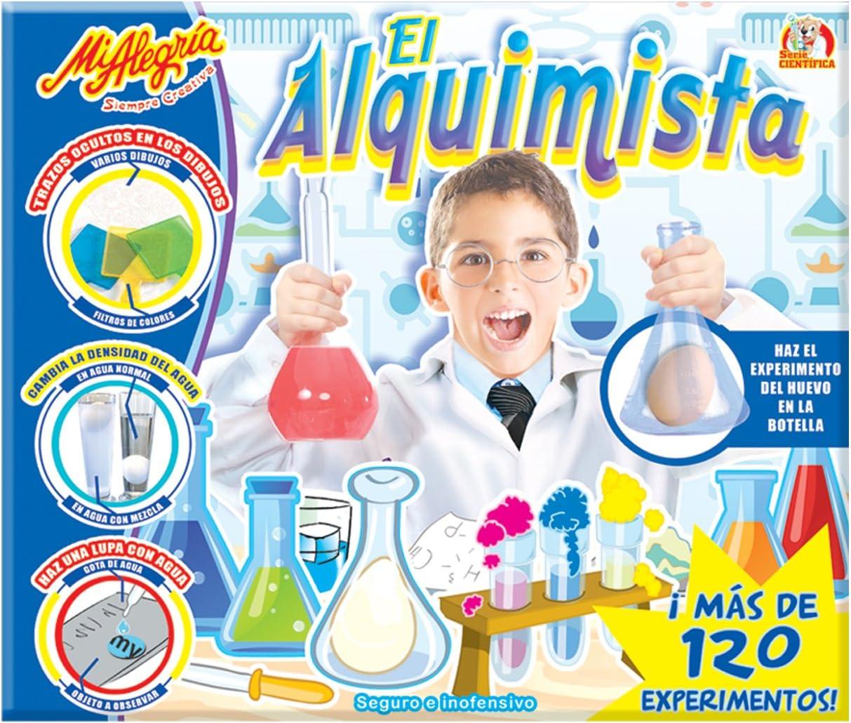 Mi Alegria El Alquimista - Juguetes y Kits de Ciencia para niños ...