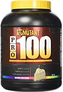 Mutant Pro 100 Whey Protein Shake With No Hidden Ingredients Made In Gourmet