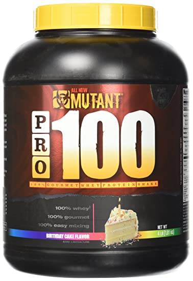 Mutant Pro A 100 Whey Protein Shake With No Hidden Ingredients Comes In Delicious
