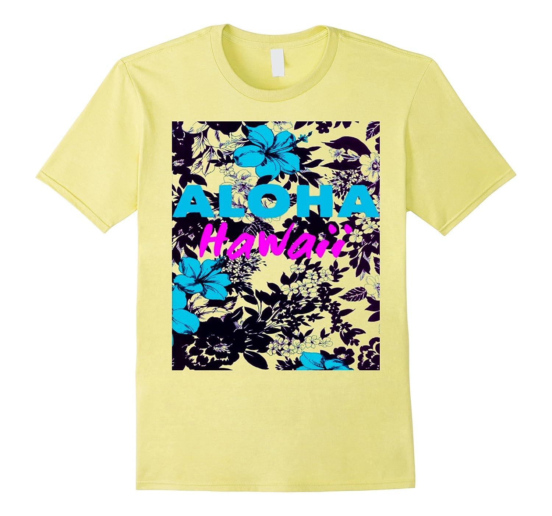 Hawaiian Shirt - Hawaii Luau T Shirt-T-Shirt