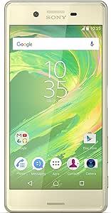 Sony Xperia X Unlocked Smartphone,32GB Lime Gold (US Warranty)
