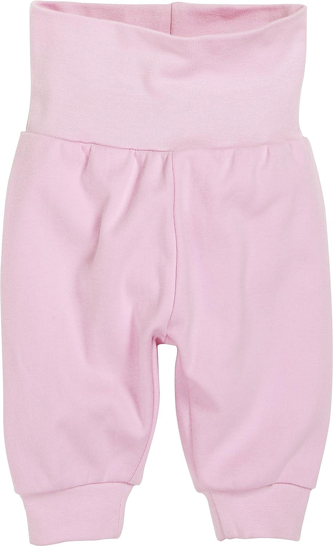 Schnizler Kinder Pump-Hose aus 100/% Baumwolle komfortable und hochwertige Baby-Hose mit elastischem Bauchumschlag