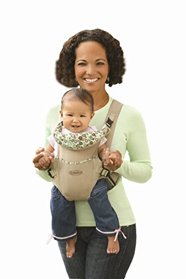 becea3e7e70 Amazon.com   Infantino Easy Rider Extended Wear Baby Carrier