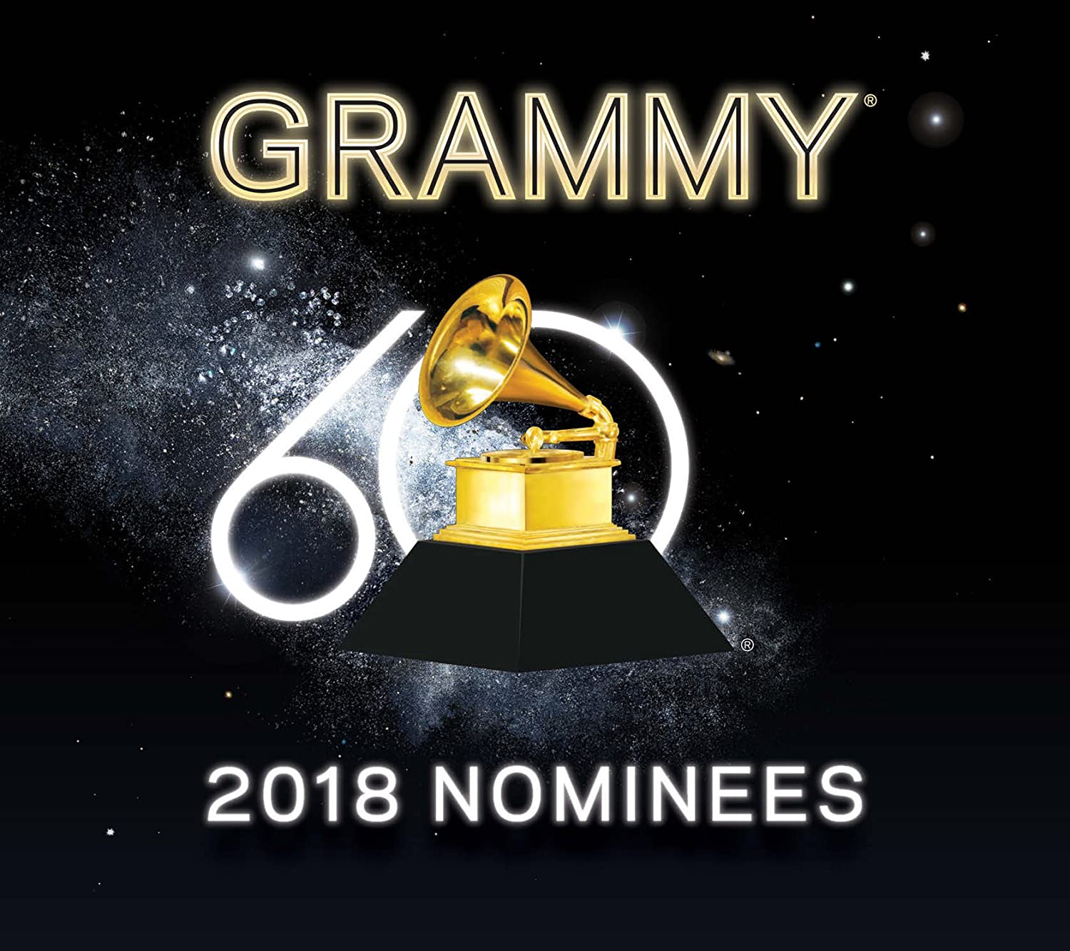 Image result for 2018 grammy nominees cd
