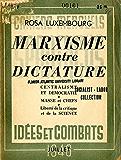 Marxisme contre dictature