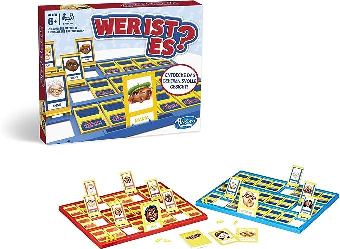 Hasbro C2124100 Niños y Adultos Party Board Game - Juego de Tablero (Party Board Game, Niños y Adultos, Niño/niña, 6 año(s)): Amazon.es: Juguetes y juegos
