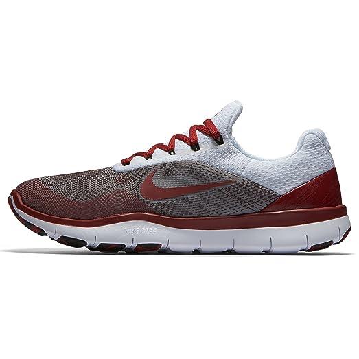Nike Men's Free Trainer V7 Week Zero Oklahoma Edition Training Shoes  (Oklahoma, 11 D