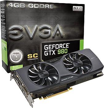 EVGA GeForce GTX 980 4GB Graphics Card